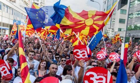 Δημοψήφισμα Σκόπια - AFP: Ιστορική απόφαση καλούνται να λάβουν οι Σκοπιανοί
