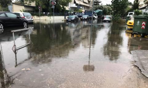 «Ζορμπάς»: Αυτοί οι δρόμοι είναι κλειστοί στην Αττική λόγω του κυκλώνα