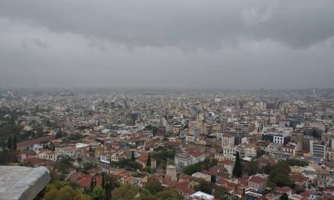 Κυκλώνας Ζορμπάς: Χωρίς προβλήματα το λεκανοπέδιο Αττικής