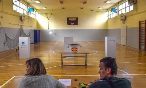 Δημοψήφισμα Σκόπια αποτελέσματα LIVE: Κρίνονται πολιτικές εξελίξεις και... εκλογές!