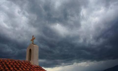 Συννεφιά και βροχές στη Κύπρο