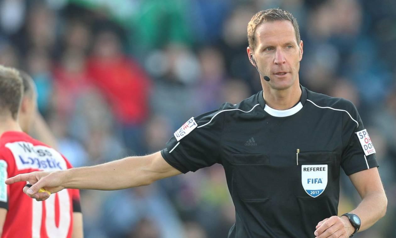 ΜΠΑΤΕ Μπορίσοφ - ΠΑΟΚ: Αυστριακή «σφυρίχτρα» στο Europa League