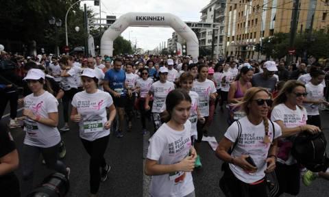 Την Κυριακή 7 Οκτωβρίου θα διεξαχθεί το 10ο Greece Race for the Cure