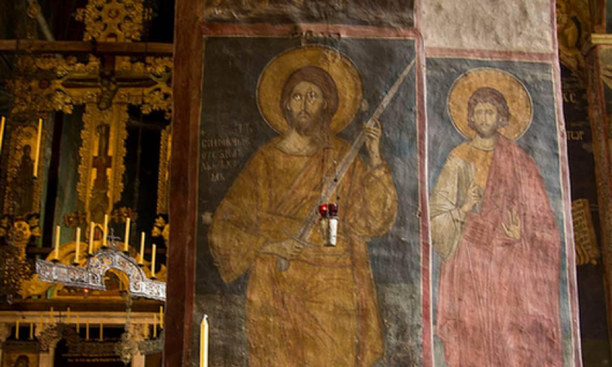 Η πιο σπάνια εικόνα του Χριστού βρίσκεται στο Κοσσυφοπέδιο