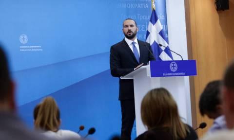 Τζανακόπουλος: Μητσοτάκης και VMRO ενισχύουν τον εθνικισμό