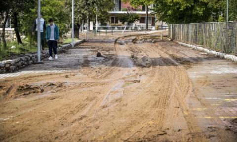 Εύβοια: Στο «κόκκινο» η αγωνία για το ζευγάρι που αγνοείται από το σαρωτικό πέρασμα του «Ζορμπά»