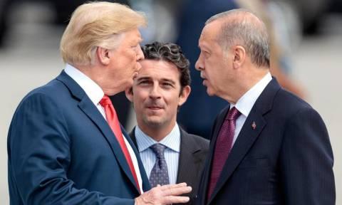 «Πάει γυρεύοντας» ο Ερντογάν: «Ξεσπάθωσε» και πάλι κατά του Τραμπ