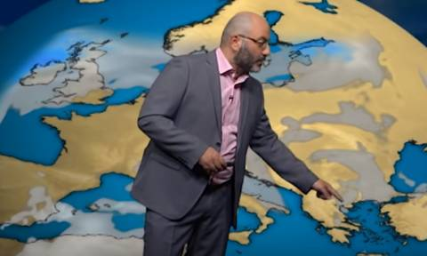 Αστατος ο καιρός τα επόμενα 24ωρα! Η ανάλυση του Σάκη Αρναούτογλου (video)