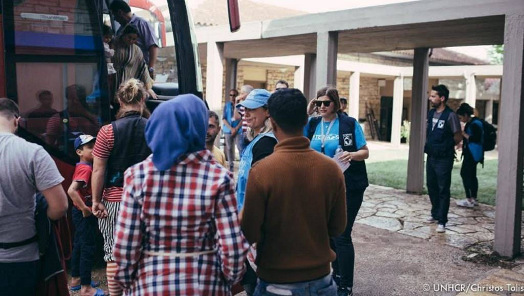 Μητσοτάκης: Θλιβερή η κατάσταση στο κέντρο φιλοξενίας της Σάμου
