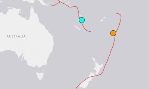 Ισχυρός σεισμός 5,6 στα Βανουάτου