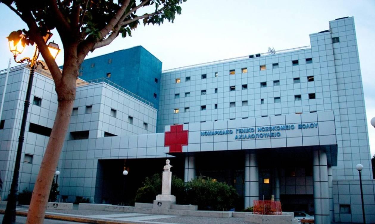 Ολονύκτια επιχείρηση στο Βόλο για τη λήψη και μεταφορά οργάνων για μεταμόσχευση