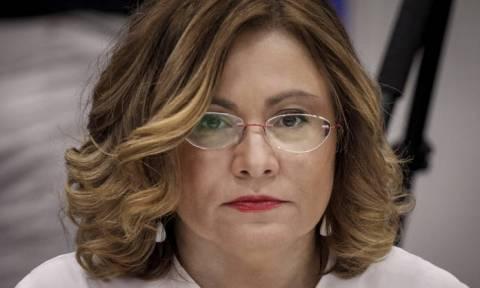 Σπυράκη στο CNN Greece: Τυχαία η μία συνάντηση με τον Ζάεφ, δεύτερη δεν υπήρξε (aud)