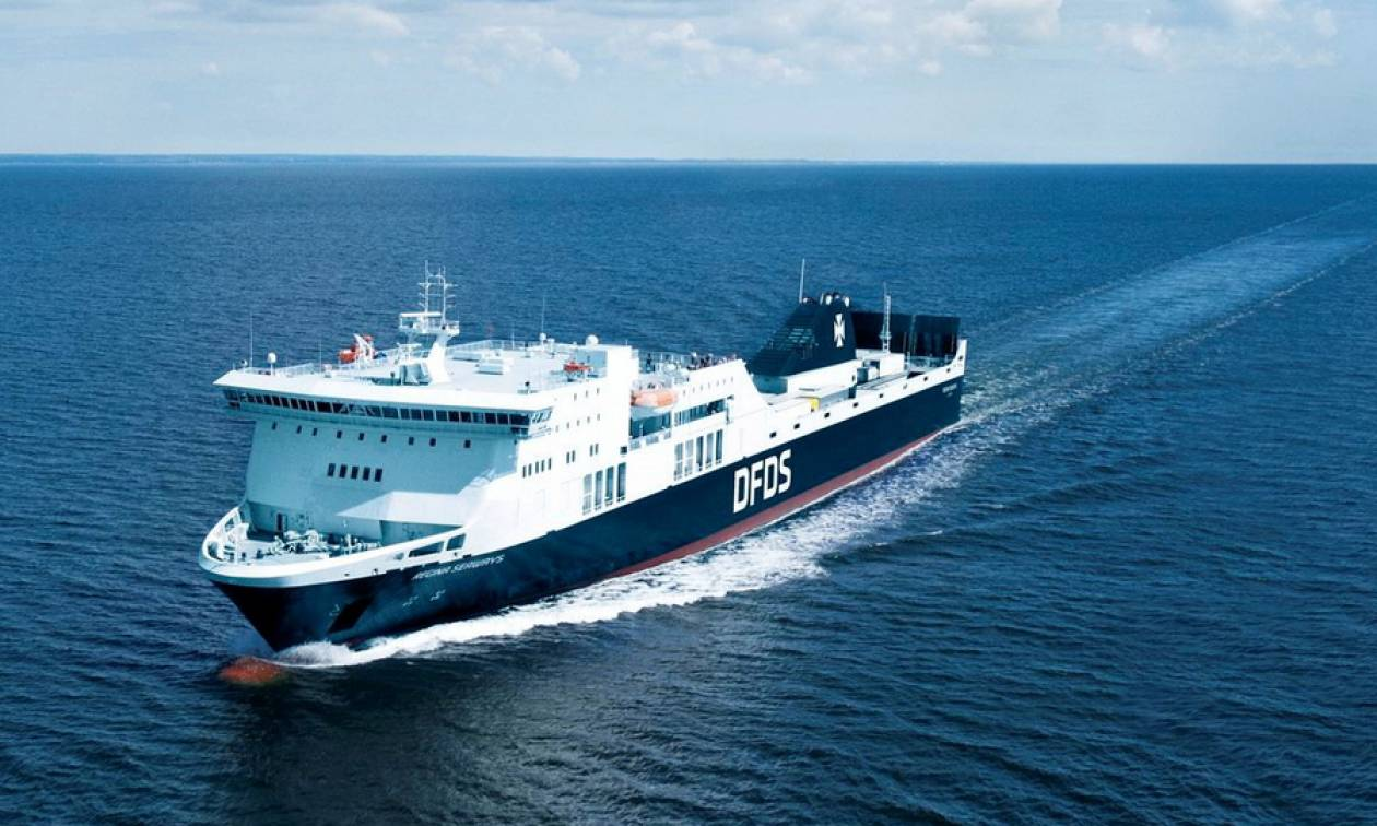 Συναγερμός: Έκρηξη σε πλοίο με εκατοντάδες επιβάτες στη Βαλτική Θάλασσα