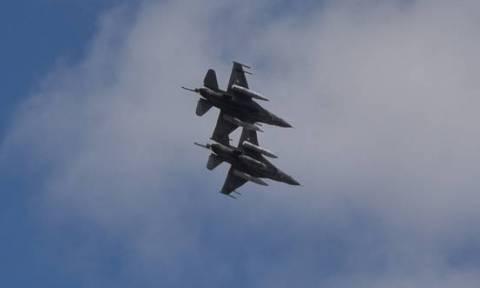 «Πόλεμος» με τα ελληνικά F16 στην Κύπρο- Πυρά ΑΚΕΛ στη κυβέρνηση