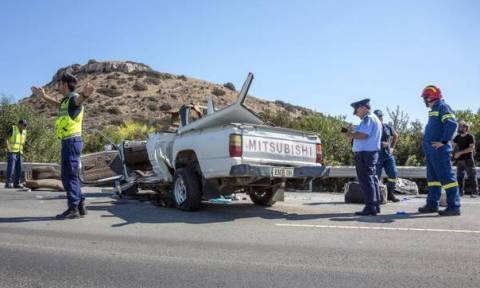Τραγωδία - Μόλις έφθασαν στην Κύπρο για να εργαστούν και σκοτώθηκαν στην άσφαλτο