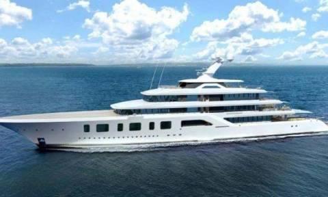 Monaco Yacht Show: Μέσα στο superyacht Aquarius των 215 εκατομμυρίων δολαρίων