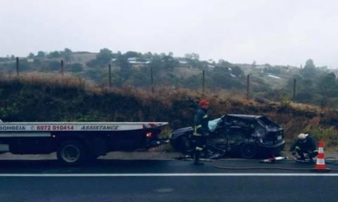 Τραγωδία με 24χρονο στην Αλεξανδρούπολη: Το αυτοκίνητό του «καρφώθηκε» σε γερανό οδικής βοήθειας