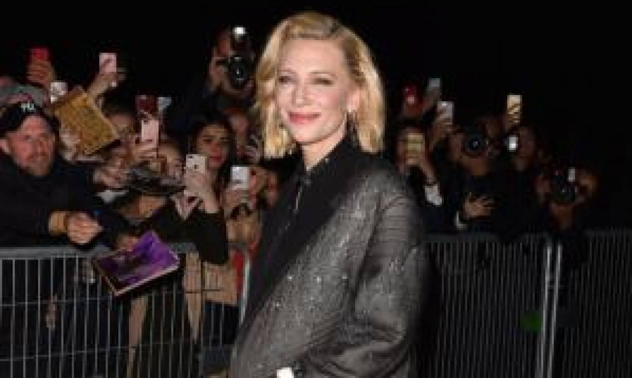 Και να γιατί η Cate Blanchett βρίσκεται πάντα ένα στιλιστικό βήμα μπροστά