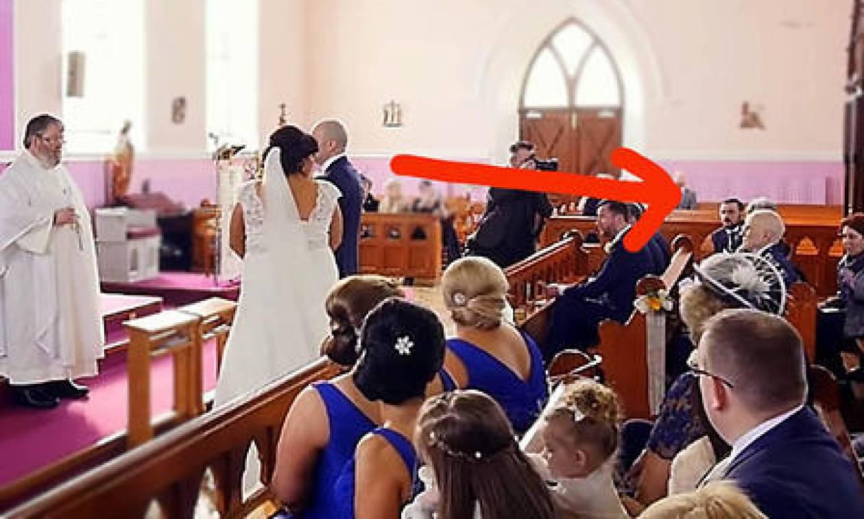 Δάκρυσε η νύφη, άφωνος ο γαμπρός! Ο γάμος που θα τους μείνει αξέχαστος (video)