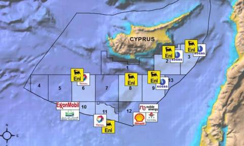 Λακκοτρύπης: Αιτήσεις ενδιαφέροντος για το τεμάχιο 7 της Κυπριακής ΑΟΖ