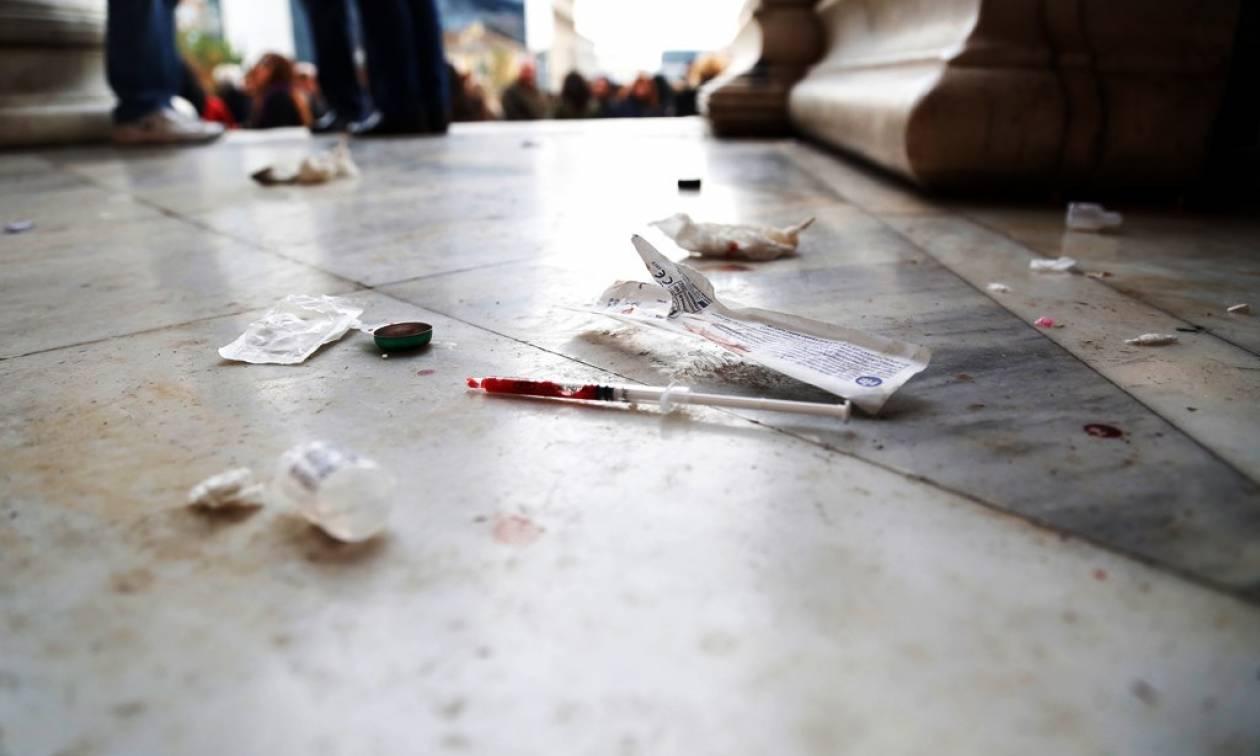 Τραγική η κατάσταση στο κέντρο της Αθήνας - Σοκάρει έρευνα για τους χρήστες ναρκωτικών
