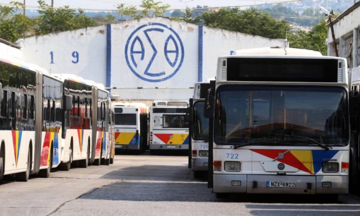 Θεσσαλονίκη: Προβληματισμό για την απεργία των εργαζομένων εκφράζει η διοίκηση του ΟΑΣΘ