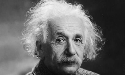 Αϊνστάιν: Αυτή είναι η «επιστολή του Θεού» που σόκαρε τον πλανήτη (Vids+Pics)