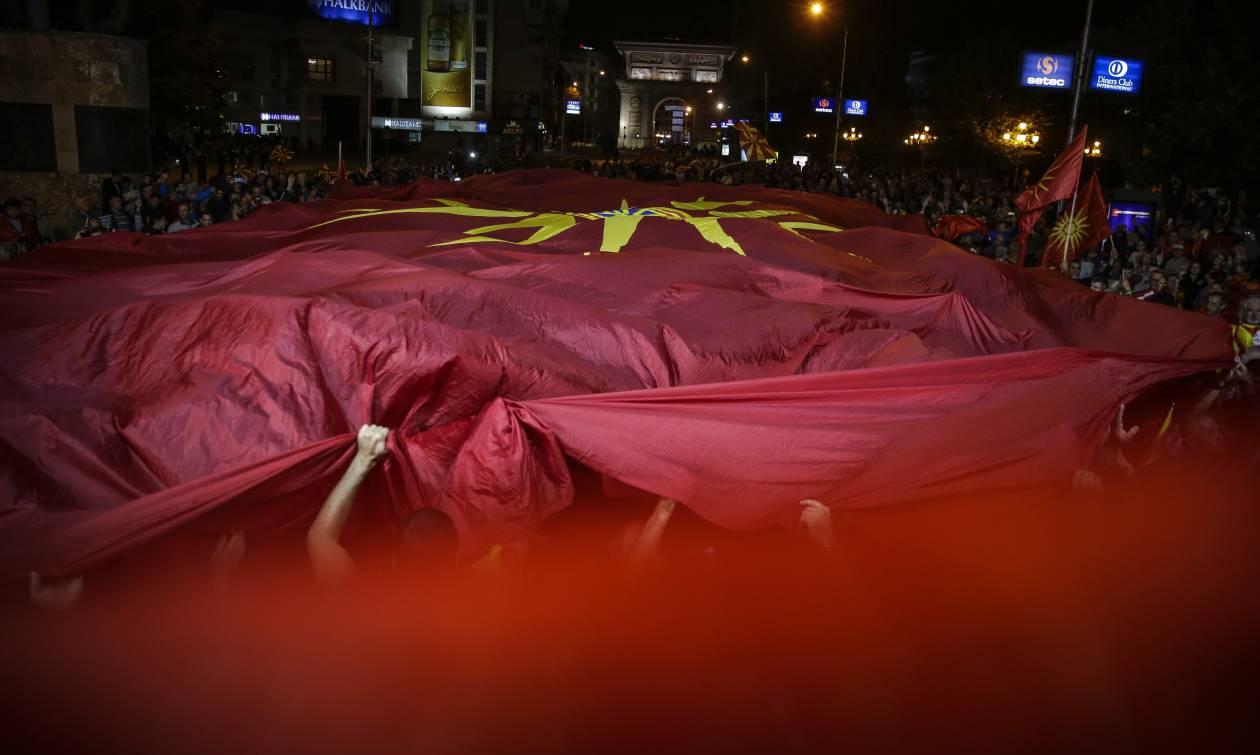 Δημοσκόπηση «βόμβα» για το Σκοπιανό