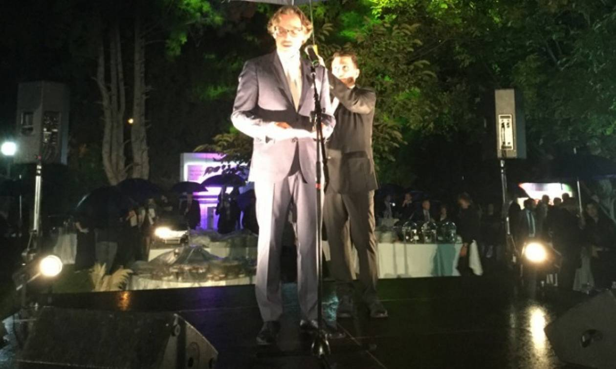 Γερμανός πρέσβης: Η φιλία Ελλάδας - Γερμανίας γίνεται όλο και πιο δυνατή