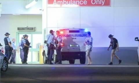 Πυροβολισμοί σε νοσοκομείο στο Σίδνεϊ: Ένας τραυματίας (vids)