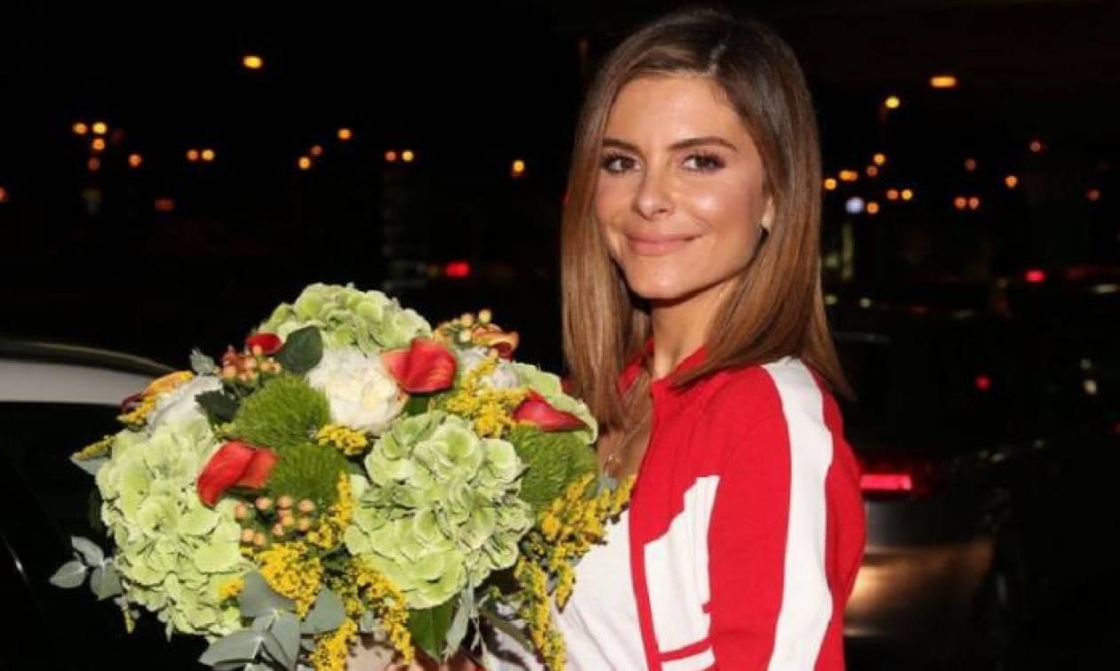 Μαρία Μενούνος: Έφτασε στην Ελλάδα για τον γάμο της