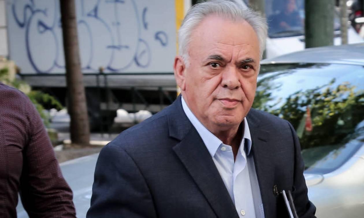 Δραγασάκης: Εγκληματικά τα πολιτικά παιχνίδια με τις τράπεζες