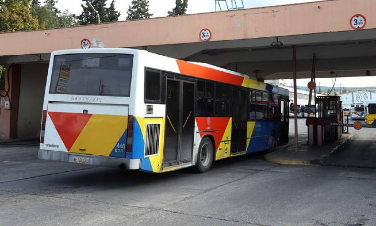 ΟΑΣΘ: Νέα στάση εργασίας των λεωφορείων στη Θεσσαλονίκη την Παρασκευή (05/10)