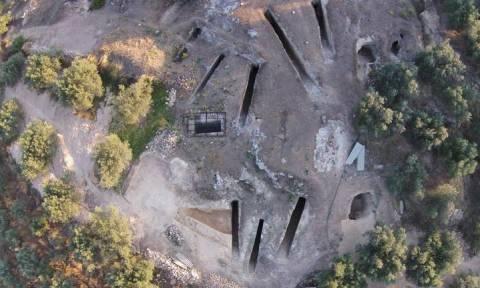 Στο «φως» αρχαιολογικός θησαυρός: Βρέθηκε ασύλητος τάφος της μυκηναϊκής περιόδου στη Νεμέα