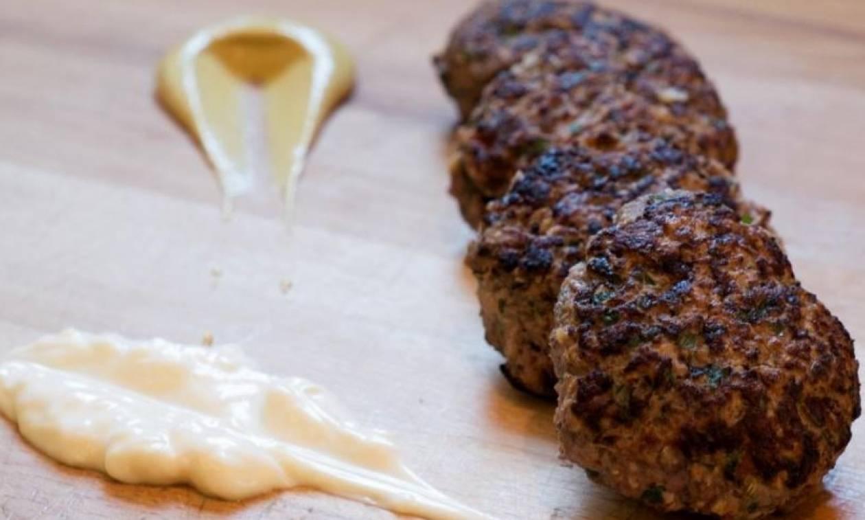 Η συνταγή της ημέρας: Μπιφτέκια μοσχαρίσια