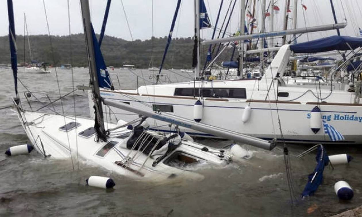 Κυκλώνας Ζορμπάς: Χρηματοδοτήσεις 2,6 εκατ. ευρώ σε δήμους για την αποκατάσταση ζημιών