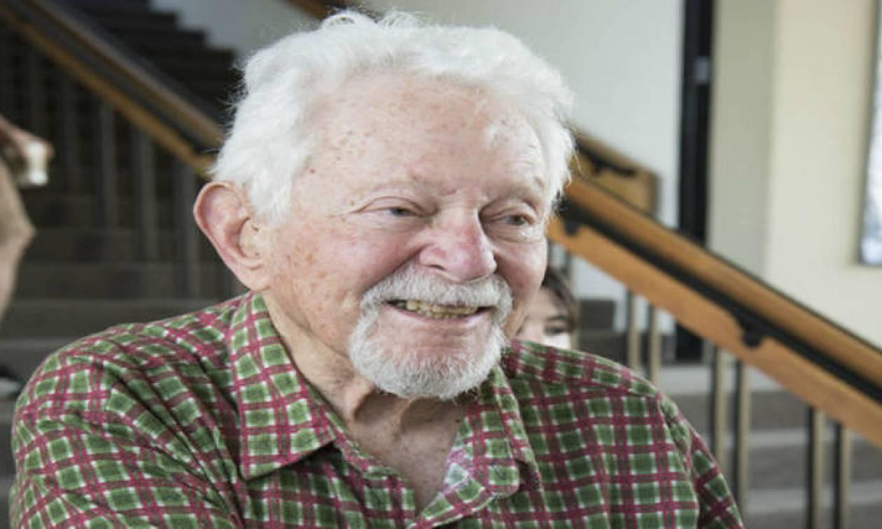 Λίον Λέντερμαν: Πέθανε ο νομπελίστας φυσικός και «πατέρας» του «σωματιδίου του Θεού»