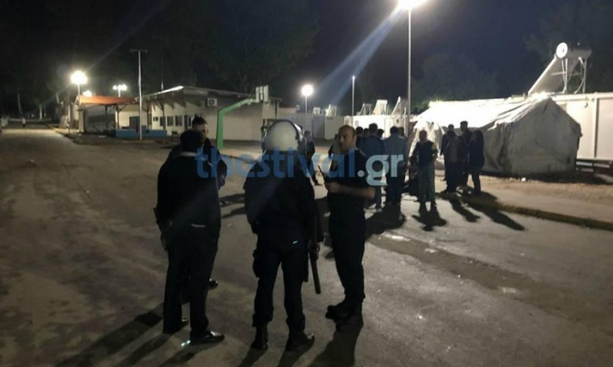 Θεσσαλονίκη: Ένταση στο κέντρο φιλοξενίας στα Διαβατά με έναν τραυματία