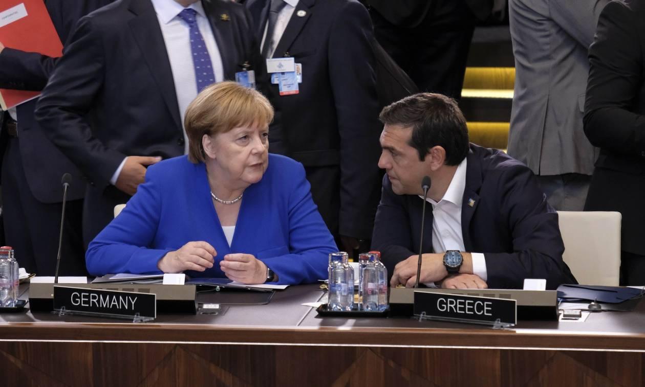 Αυστηρό μήνυμα Μέρκελ: «Έχετε δεσμευτεί για συνέχιση των μεταρρυθμίσεων»