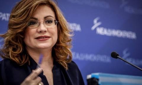 Σκόπια: Καμία επίσημη συνάντηση του Ζάεφ με την Σπυράκη