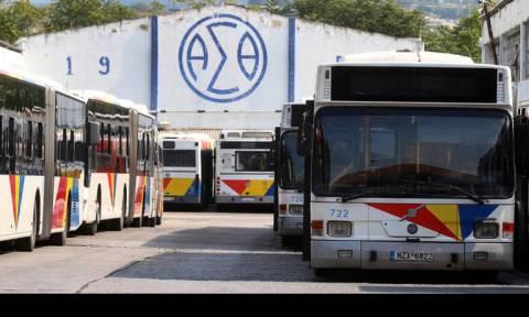 Θεσσαλονίκη: Αναστέλλονται οι κινητοποιήσεις των εργαζομένων στον ΟΑΣΘ