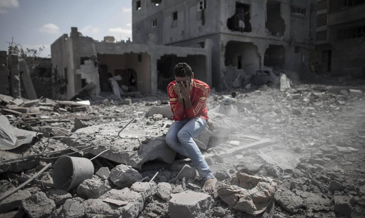 Στο αίμα βάφτηκε πάλι η Γάζα: Ισραηλινοί σκότωσαν 12χρονο αγόρι - Εκατοντάδες οι τραυματίες