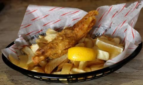 Τρώγεται ο ανθός μπανάνας; Η απάντηση είναι «ναι» και είναι η vegan εκδοχή του fish & chips!