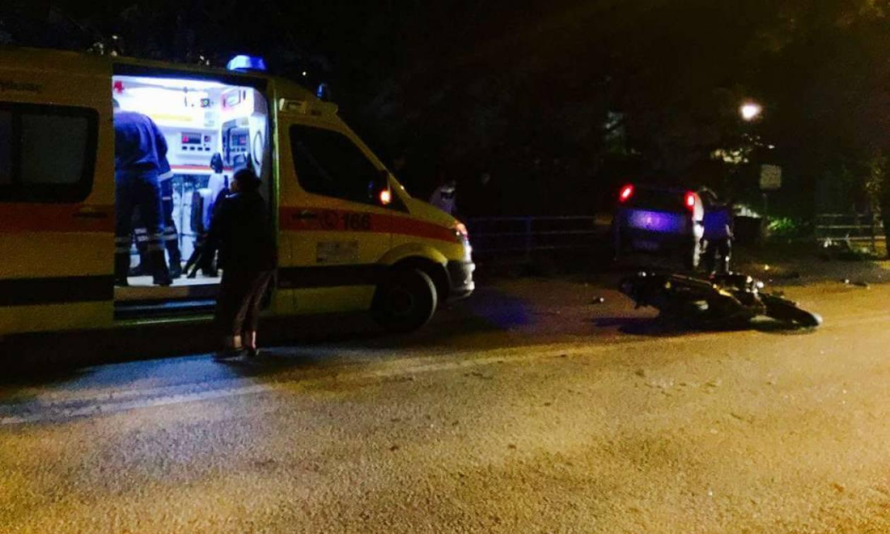Νέα τραγωδία στην Κρήτη: Νεκρός 18χρονος σε τροχαίο
