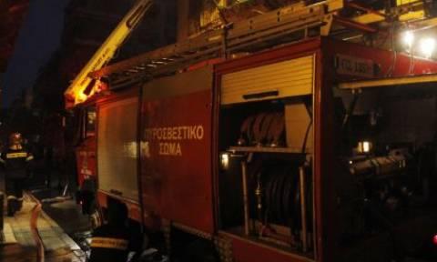 Πυρκαγιά στο Γηροκομείο Αθηνών: Έξι άτομα μεταφέρθηκαν στο νοσοκομείο