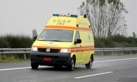 Φρικιαστικό εργατικό ατύχημα με ακρωτηριασμό στη Λάρισα