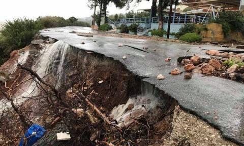 Σε κατάσταση έκτακτης ανάγκης περιοχές σε Αργολίδα, Κορινθία και Φθιώτιδα