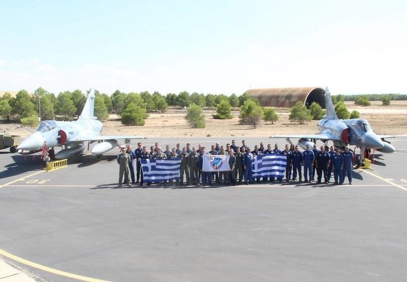 «Κεντάει» η Πολεμική Αεροπορία στην άσκηση του ΝΑΤΟ (Pics)