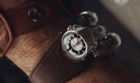 Αυτό το ρολόι δεν είναι... απλά ένα ρολόι!