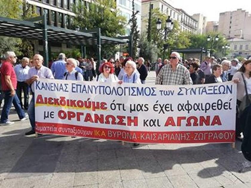 Αλέξης Μητρόπουλος: Όλη η αλήθεια για το τι θα γίνει με τις συντάξεις (vid)